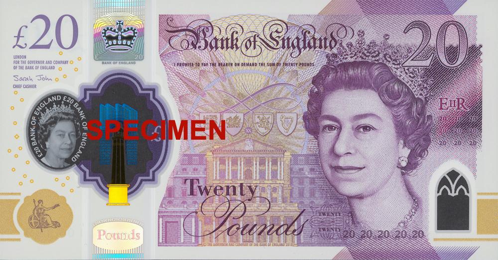GBP 20