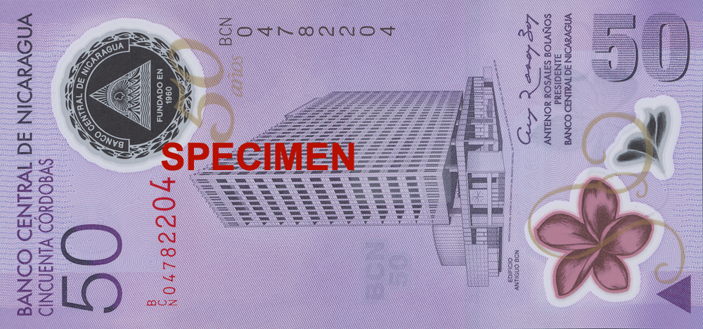 NIO 50 (Commemorative Note)