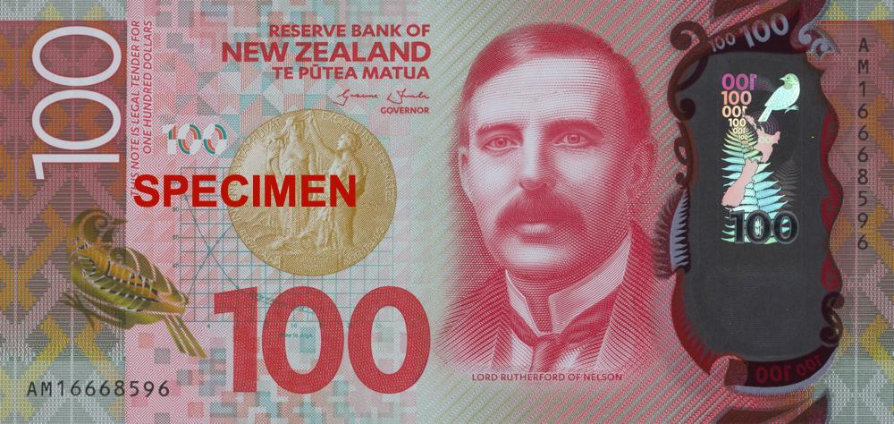 NZD 100