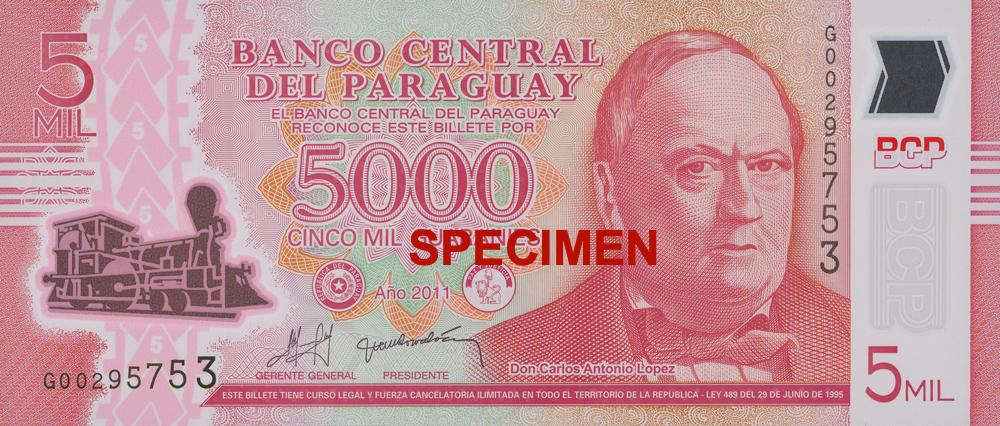 PYG 5000