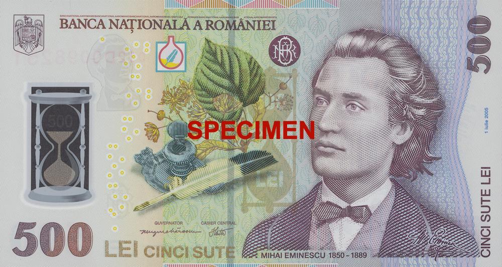 RON 500