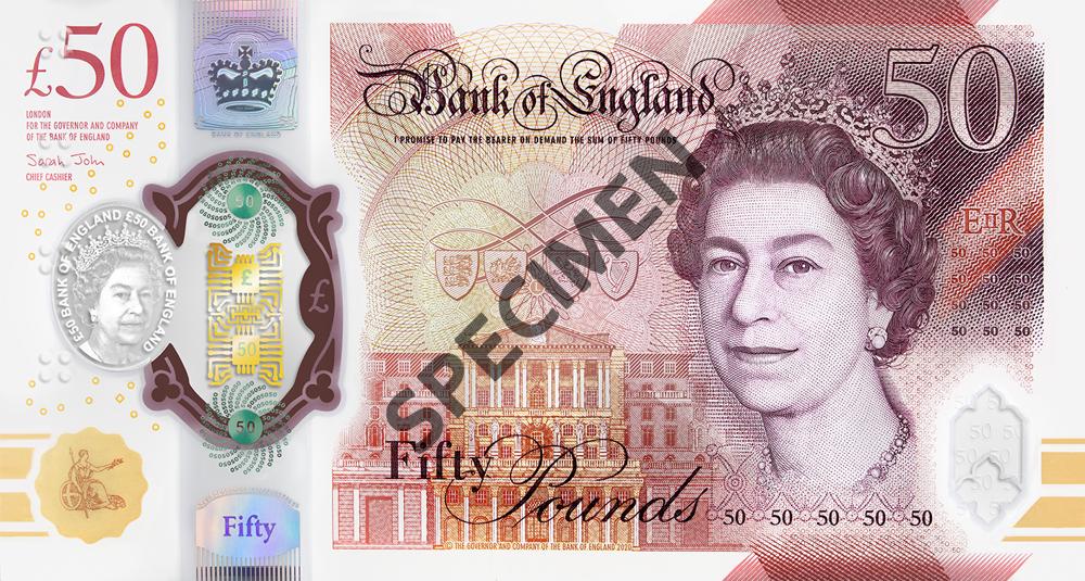 GBP 50